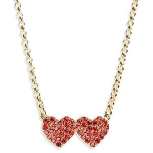 NEW Kate Spade Heart Pendant Necklace